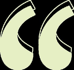 Left quotation mark